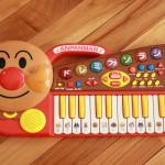 大きな顔がかわいい!アンパンマンのキーボード!