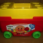はじめてのブロックワゴン 安全・シンプルで楽しく遊べるオススメのおもちゃ