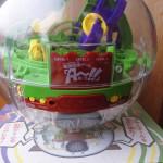斬新な球体フォルムにドキドキサウンド 電脳迷路ゲーム「A〜!!」