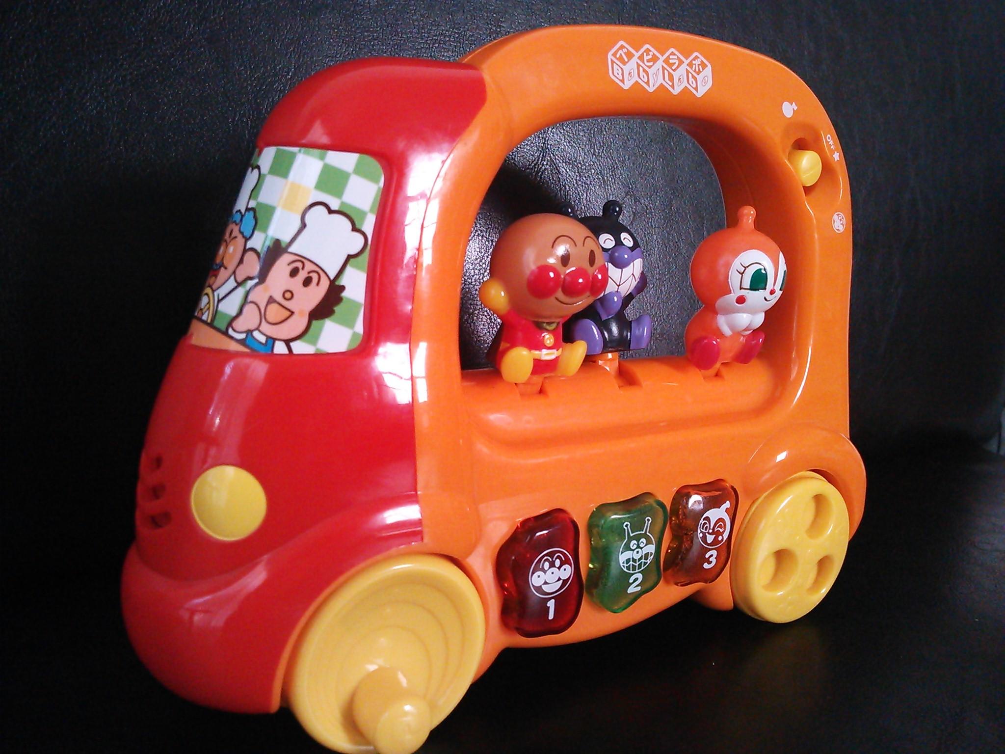アンパンマン おもちゃ 1歳から