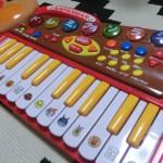 アンパンマン ピカピカキーボード