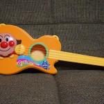 本格的!「アンパンマンギター」