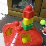 レゴベビー 赤ちゃんのためのブロックです。