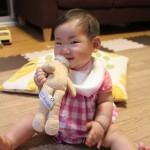 パシマルズ:出産祝いにオススメ!赤ちゃんが持ちやすいぬいぐるみのおしゃぶり
