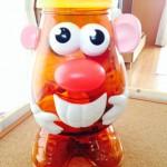 コストコで買ったミスターポテトヘッドのおもちゃ☆