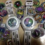 爆発的大人気の妖怪ウォッチ★DX妖怪ウォッチとメダル