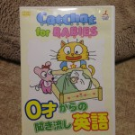英語DVD catchat for babys