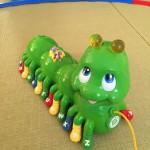 「リープフロッグシリーズアルファベットフレンド」楽しく英語が覚えられる!すごいおもちゃ