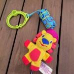 うちの赤ちゃん(5ヶ月)イチオシのおもちゃ!吊るせるガラガラ