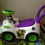 1歳の息子にはこれがピッタリ!「トイストーリー バズ スペースビーグル」
