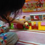 3歳の娘のお気に入り『アンパンマン 大きなパン工場とすてきなおうちブロックバケツ』