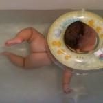 お風呂が楽しくなるスイマーバ!我が家でも使ってみた!