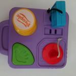 ひっぱることを覚え始めた7ヶ月頃から我が子に与えたおもちゃ