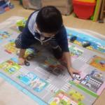 2歳の息子に買ったミニカードライブシートは子供の成長とともに遊び方がかわりました