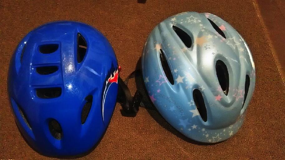 写真3ヘルメット