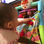 1日中寝転がっている生後3ヶ月の娘に選んで大満足したおもちゃ