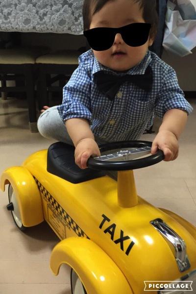 タクシースピードスター