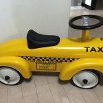 悩んだ末に購入して大正解!1歳の息子に買ったレトロデザインの車