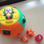 1歳8ヶ月の娘が大喜び!わんわんとウータンまるまるパズル