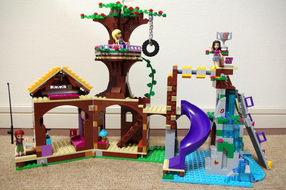レゴ アドベンチャーキャンプツリーハウス